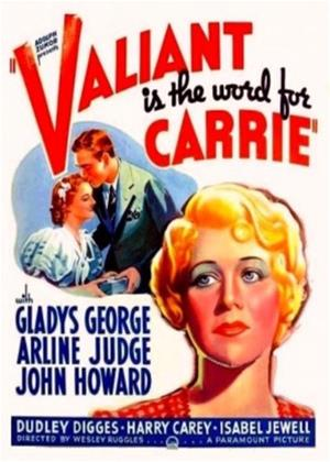 Rent Valiant Is the Word for Carrie Online DVD Rental