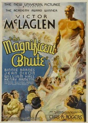 Rent The Magnificent Brute (aka Magnificent Brute) Online DVD Rental