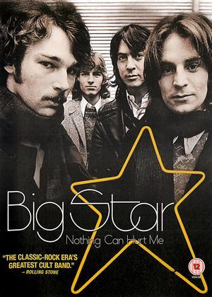 Rent Big Star: Nothing Can Hurt Me Online DVD Rental