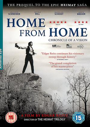 Home from Home: Chronicle of a Vision Online DVD Rental