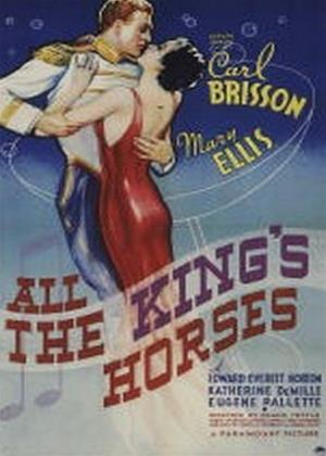 Rent All the King's Horses Online DVD Rental