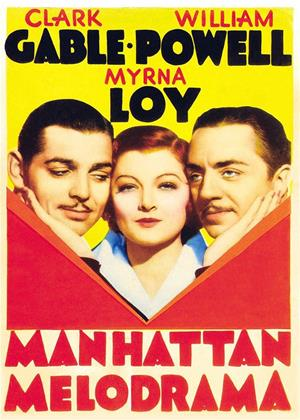 Rent Manhattan Melodrama Online DVD Rental