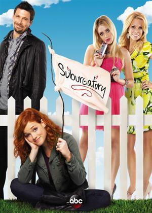 Rent Suburgatory: Series 3 Online DVD & Blu-ray Rental