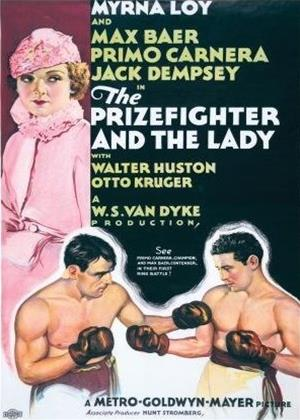 Rent The Prizefighter and the Lady Online DVD & Blu-ray Rental
