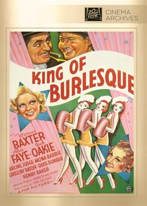 Rent King of Burlesque Online DVD Rental