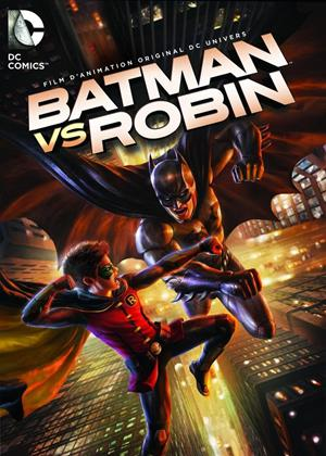 Rent Batman vs. Robin Online DVD Rental