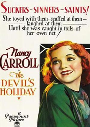 Rent The Devil's Holiday Online DVD Rental