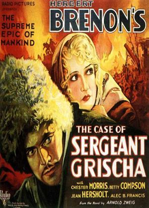 Rent The Case of Sergeant Grischa Online DVD & Blu-ray Rental