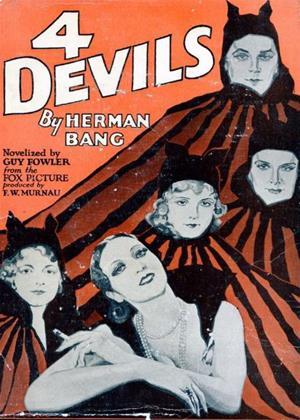 Rent Four Devils (aka 4 Devils) Online DVD Rental