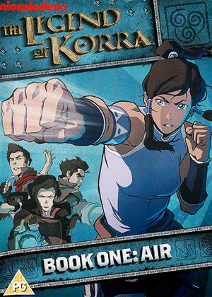 The Legend of Korra: Book 1: Air Online DVD Rental
