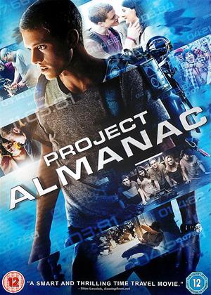 Project Almanac Online DVD Rental