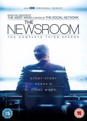 Rent The Newsroom: Series 3 Online DVD Rental