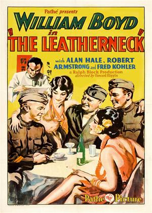 Rent The Leatherneck Online DVD Rental