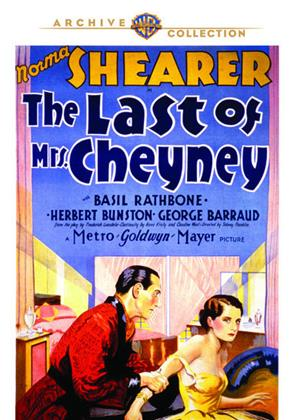 Rent The Last of Mrs. Cheyney Online DVD Rental