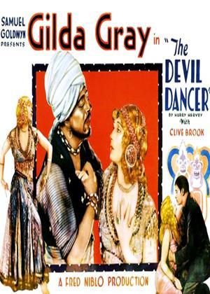 Rent The Devil Dancer Online DVD Rental