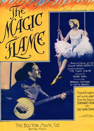 Rent The Magic Flame Online DVD Rental