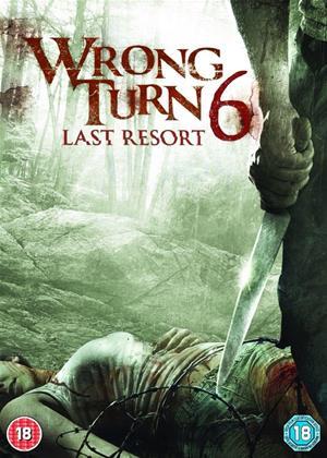 Rent Wrong Turn 6: Last Resort (aka Wrong Turn VI) Online DVD & Blu-ray Rental