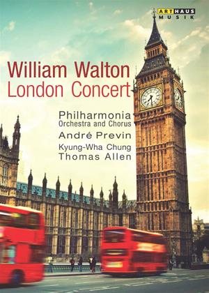 Rent William Walton: London Concert Online DVD Rental