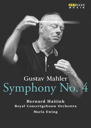 Rent Mahler: Symphony No. 4 Online DVD Rental