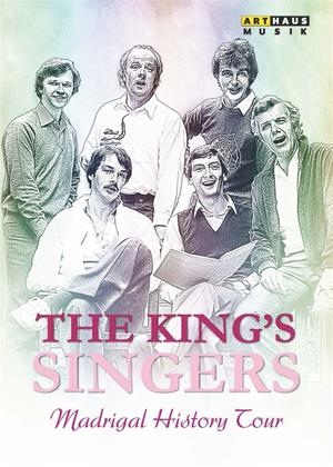 Rent The King's Singers: Madrigal History Tour Online DVD & Blu-ray Rental