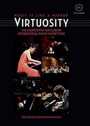 Rent Virtuosity: The 14th Van Cliburn International Piano Competition Online DVD Rental