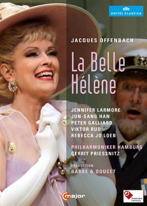 Rent La Belle Hélène: Hamburg Opera (Priessnitz) Online DVD Rental