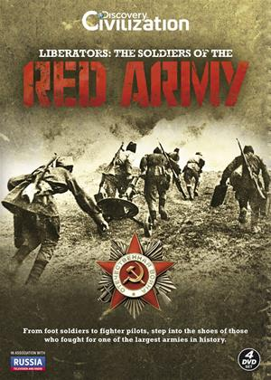 Rent Liberators: The Soldiers of the Red Army Online DVD Rental