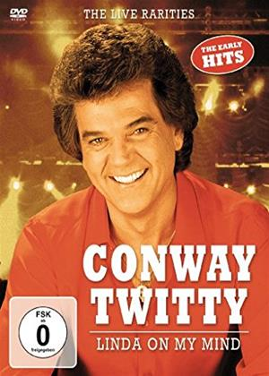 Rent Conway Twitty: Linda on My Mind Online DVD Rental