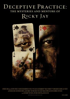 Rent Deceptive Practice: The Mysteries and Mentors of Ricky Jay Online DVD Rental