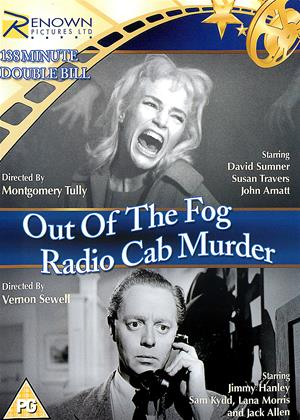Rent Out of the Fog / Radio Cab Murder Online DVD Rental