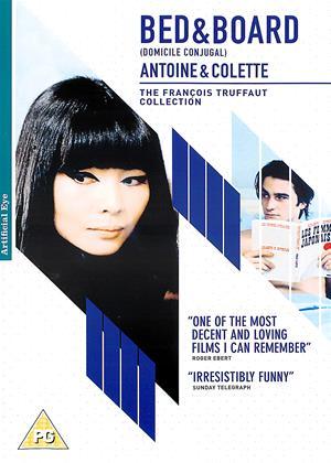 Rent Antoine and Colette / Bed and Board (aka Antoine et Colette / Domicile Conjugal) Online DVD Rental