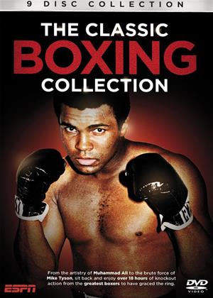 Rent The Classic Boxing Collection Online DVD Rental
