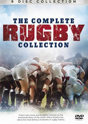 Rent The Complete Rugby Collection Online DVD & Blu-ray Rental