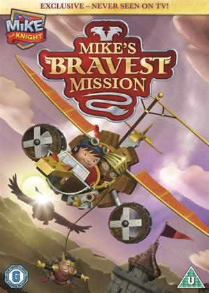 Rent Mike the Knight: Mike's Bravest Mission Online DVD & Blu-ray Rental