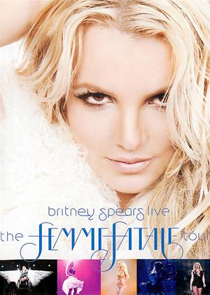 Rent Britney Spears: Live: The Femme Fatale Tour Online DVD Rental