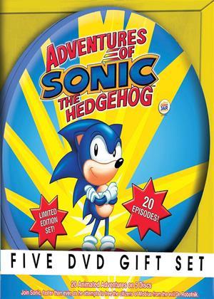 Rent The Adventures of Sonic the Hedgehog Online DVD Rental