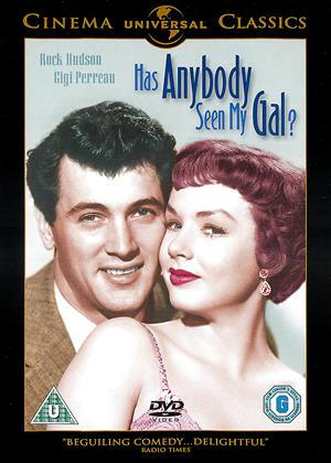Rent Has Anybody Seen My Gal? Online DVD Rental