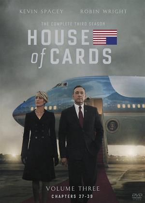 Rent House of Cards: Series 3 Online DVD & Blu-ray Rental
