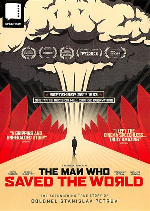 The Man Who Saved the World Online DVD Rental