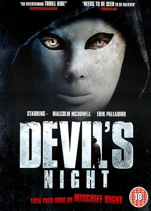 Rent Devil's Night Online DVD Rental