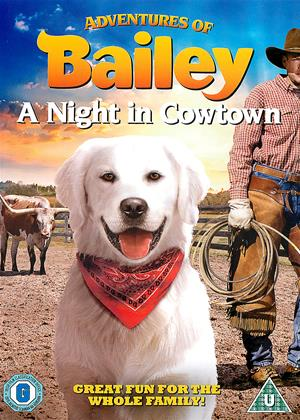 Rent Adventures of Bailey: A Night in Cowtown Online DVD Rental