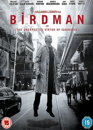 Rent Birdman (aka The Unexpected Virtue of Ignorance) Online DVD Rental