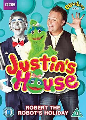 Rent Justin's House: Robert the Robot's Holiday Online DVD Rental