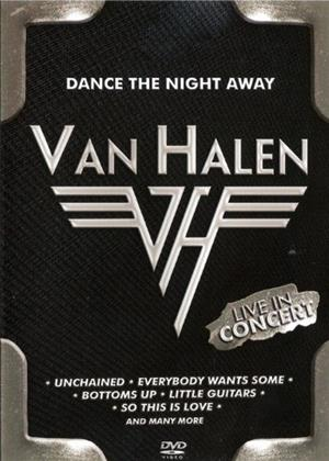 Rent Van Halen: Dance the Night Away Online DVD Rental