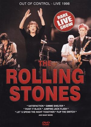 Rent The Rolling Stones: Out of Control Online DVD & Blu-ray Rental