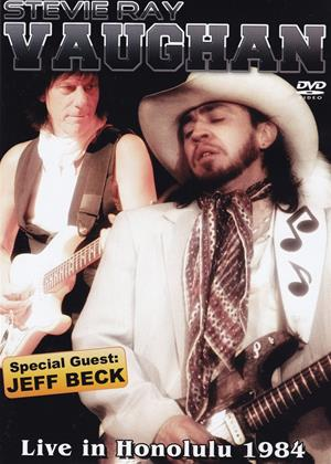 Rent Stevie Ray Vaughan: Live in Honolulu 1984 Online DVD & Blu-ray Rental