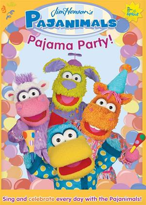 Rent Pajanimals: Pyjama Party Online DVD Rental