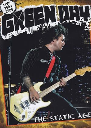 Rent Green Day: The Static Age Online DVD Rental