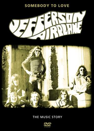 Rent Jefferson Airplane: Somebody to Love Online DVD Rental