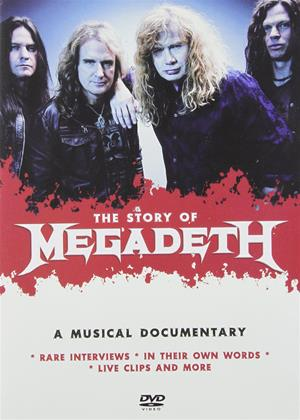Rent Megadeth: The Story of Megadeth Online DVD Rental
